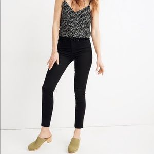 """9"""" Mid-Rise Skinny Crop Madewell Jeans - size 27"""